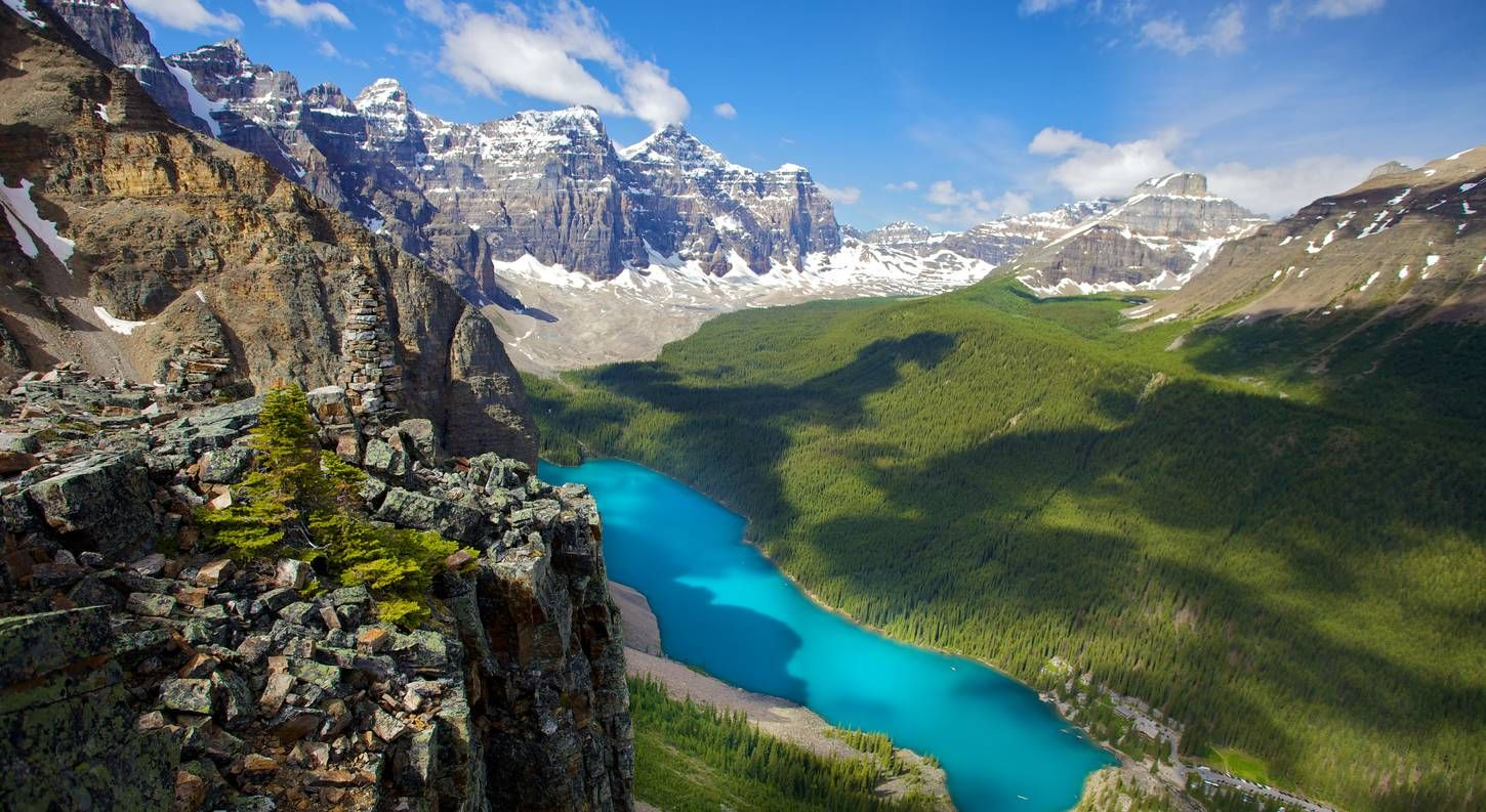 Choose From Flights To Canada Or Destinations Around The World And - Canada vacations