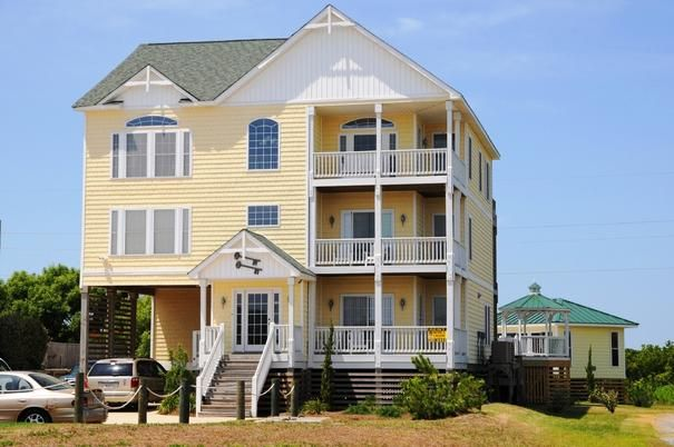 . South Nags Head Vacation Rental  Two Keys Cottage 789   Outer Banks