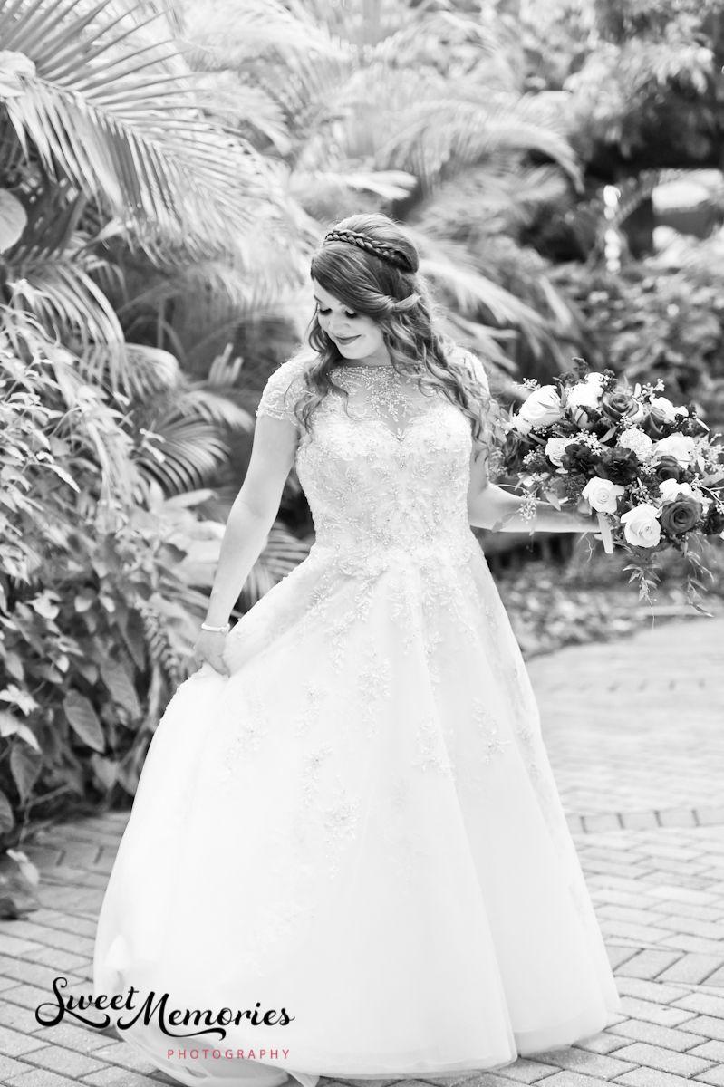 A fall wedding at the palm beach zoo west palm beach