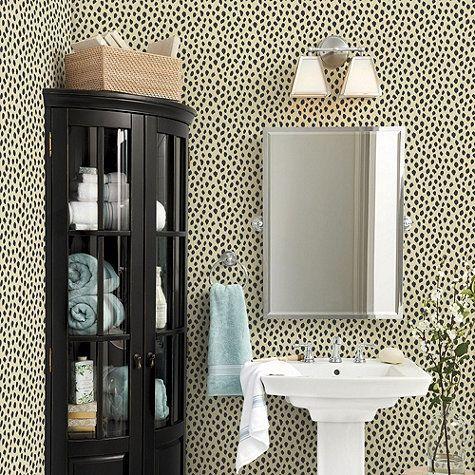 Dodie Wallpaper Ballard Designs Dodie Wallpaper Dream Bathrooms Bathroom Decor Ballard designs dodie wallpaper