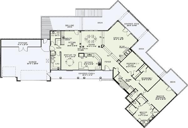 view house plans | ideas for the house | pinterest | house