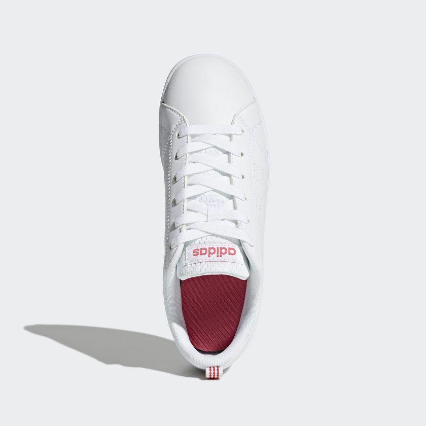 VS Advantage Clean Shoes Cloud White