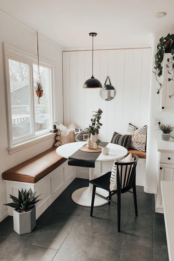 Rus Black Dining Chair