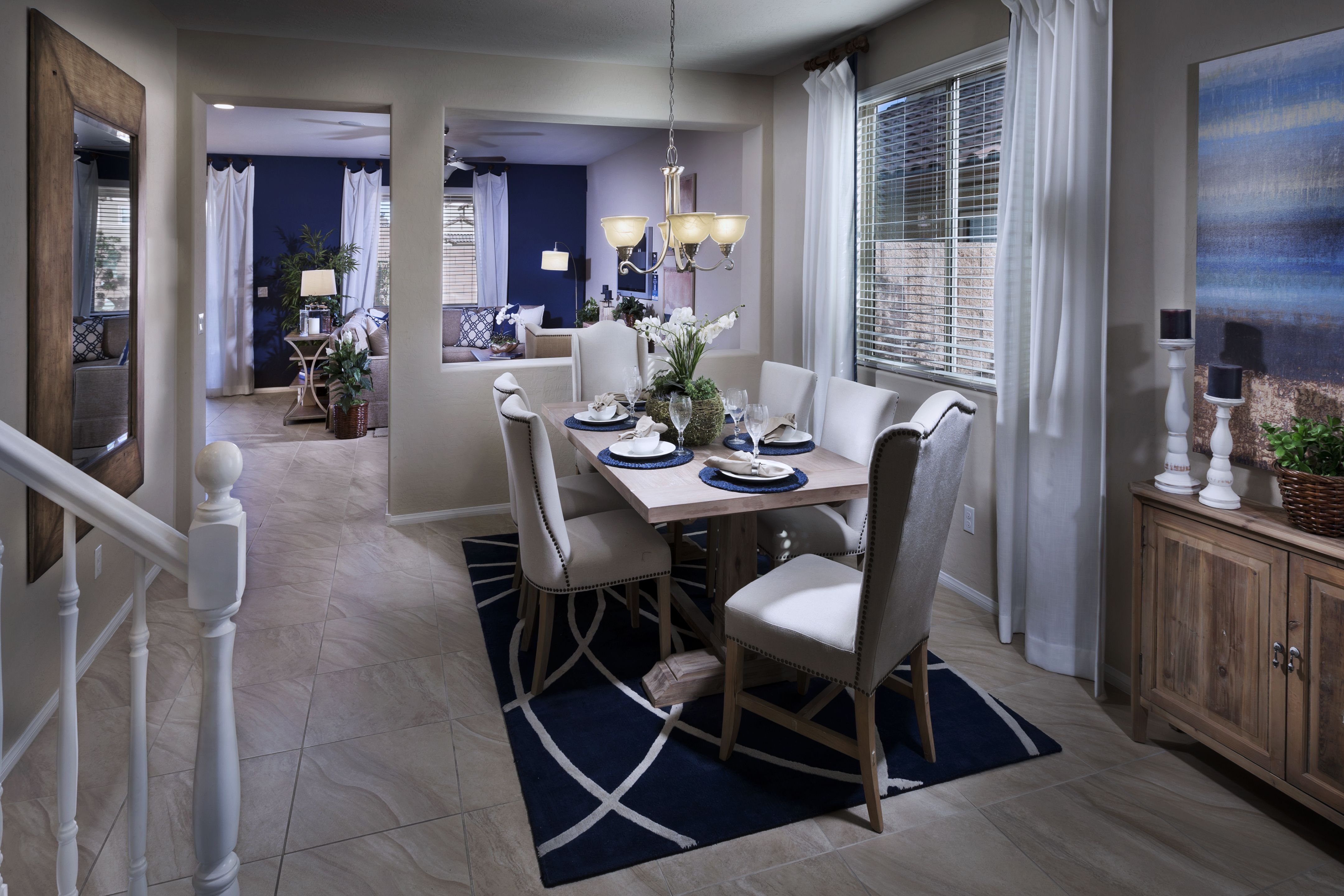 Dining Room From The The Hickory Next Gen At Lantern Gardens Unique 3 Bedroom Suite Vegas Review