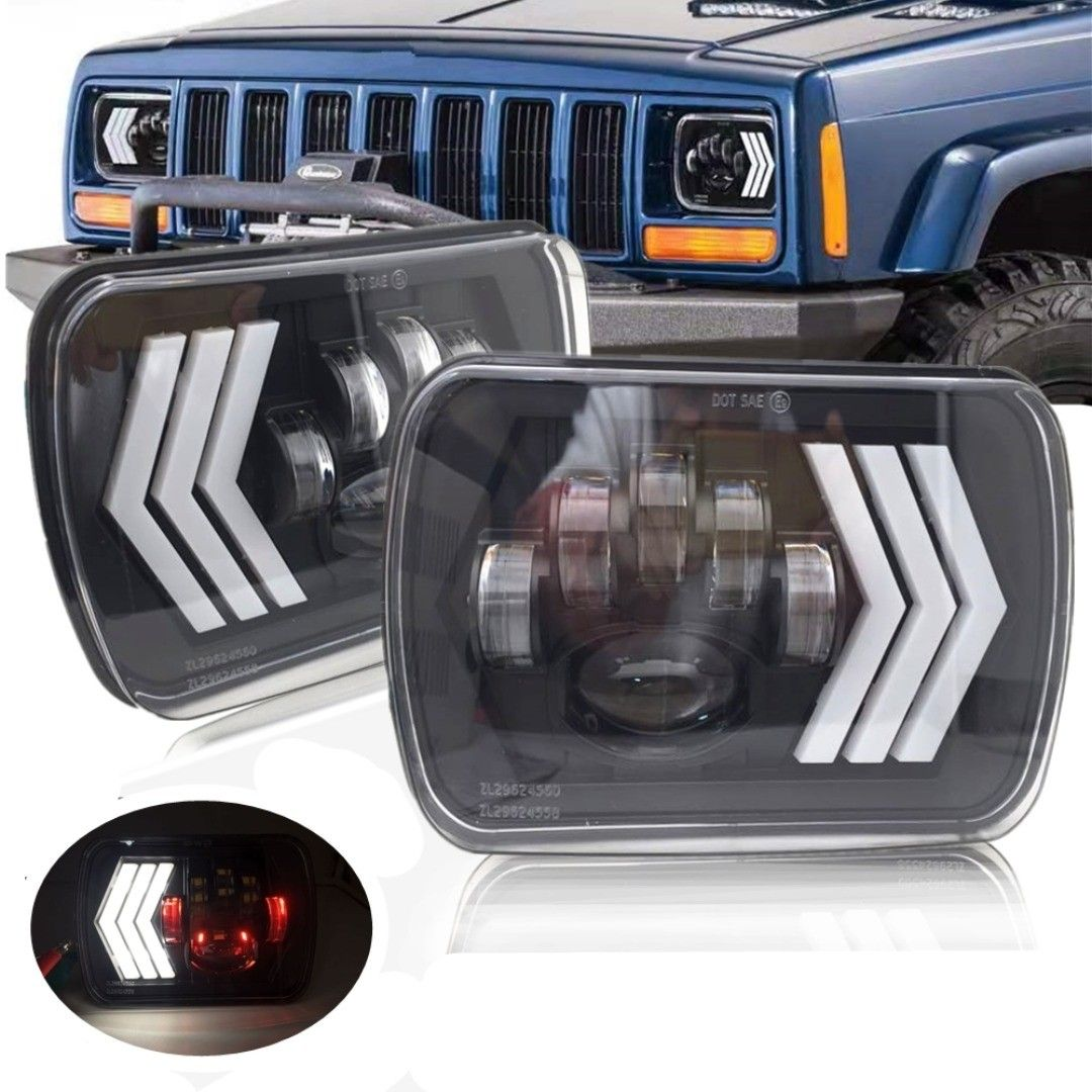 收藏到 Jeep Led Lights Series