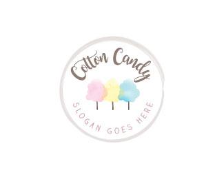 Cotton Candy Logo Google Search Candy Logo Logos Cotton Candy