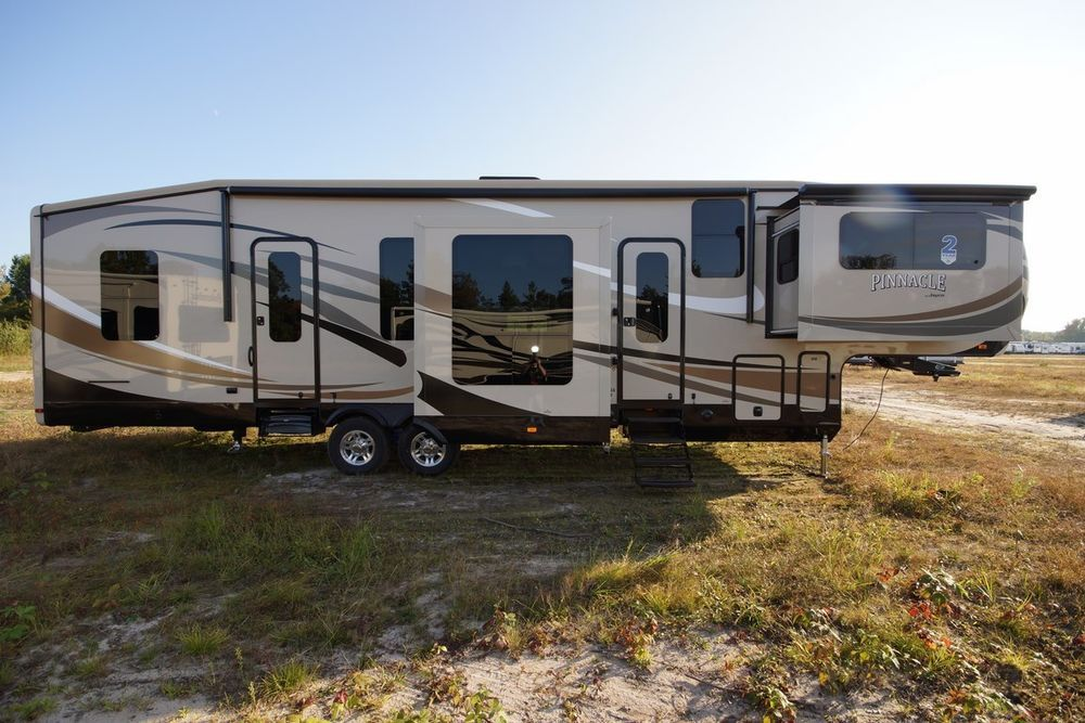 2015 Jayco Pinnacle 38 Flsa Front Living Room 5Th Wheel  Rv Unique Fifth Wheel Campers With Front Living Rooms Design Inspiration