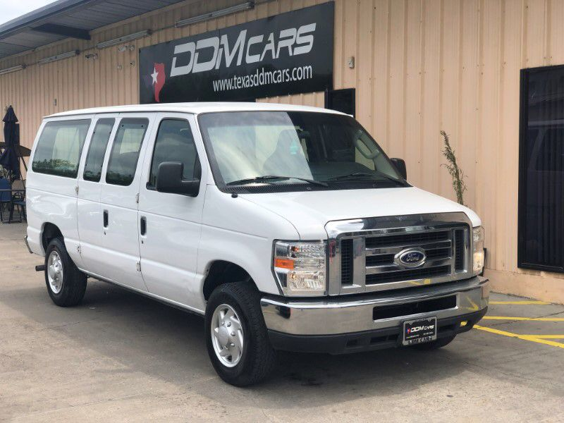 2014 Ford Econoline E 150 Xlt Only 90k Miles Excellent Condition