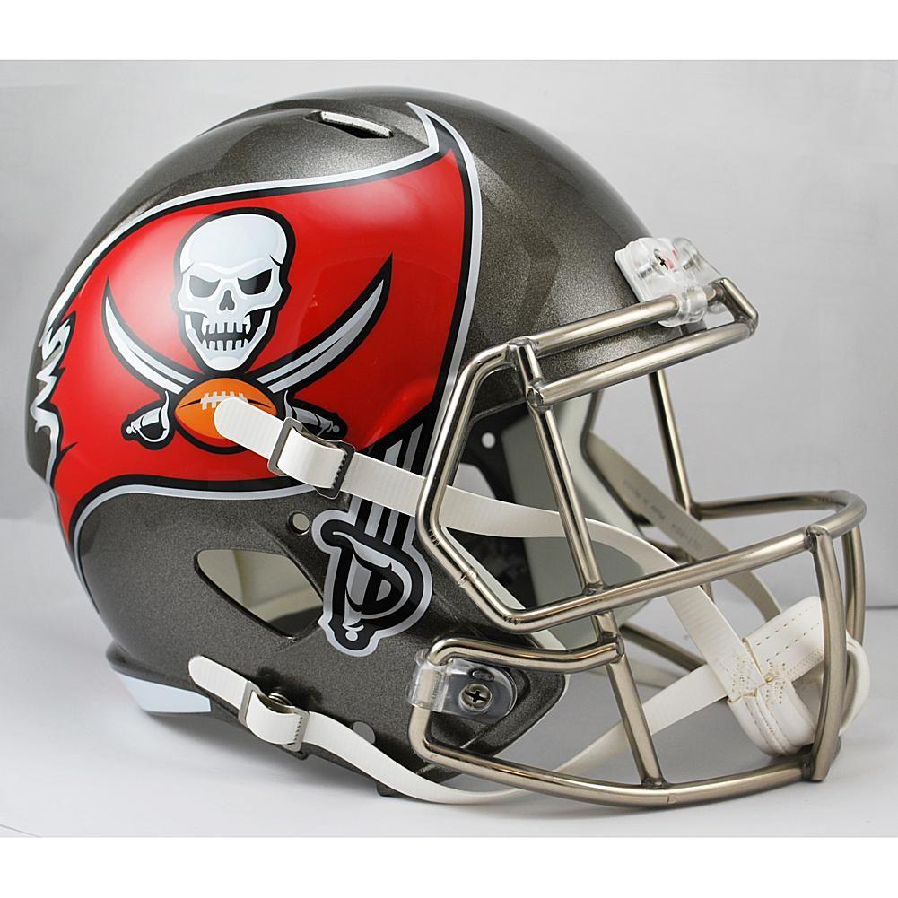 Riddell Speed Replica Helmet - Tampa Bay Buccaneers
