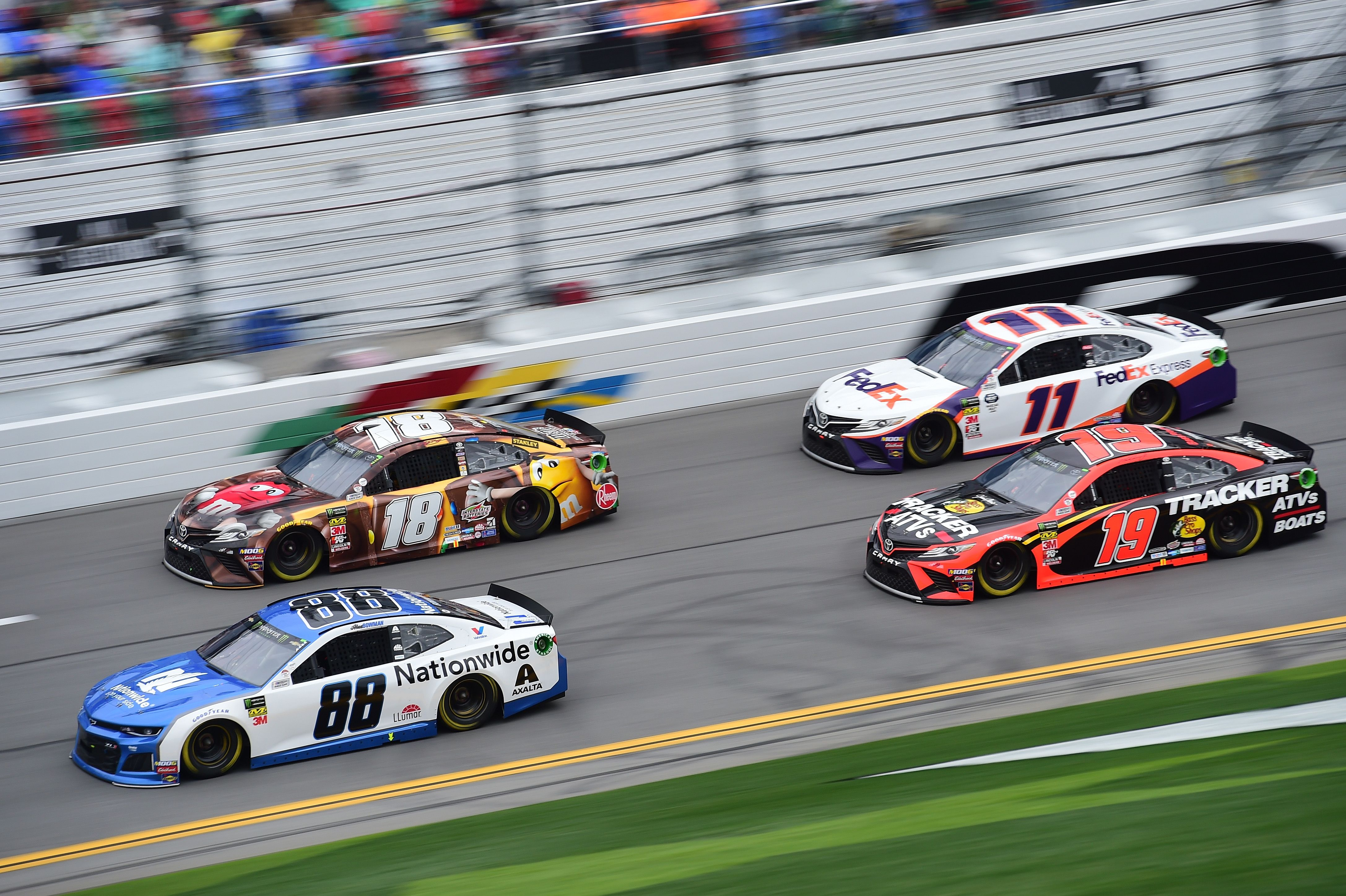 Daytona Practice Results July 4 2019 Nascar Cup Series With