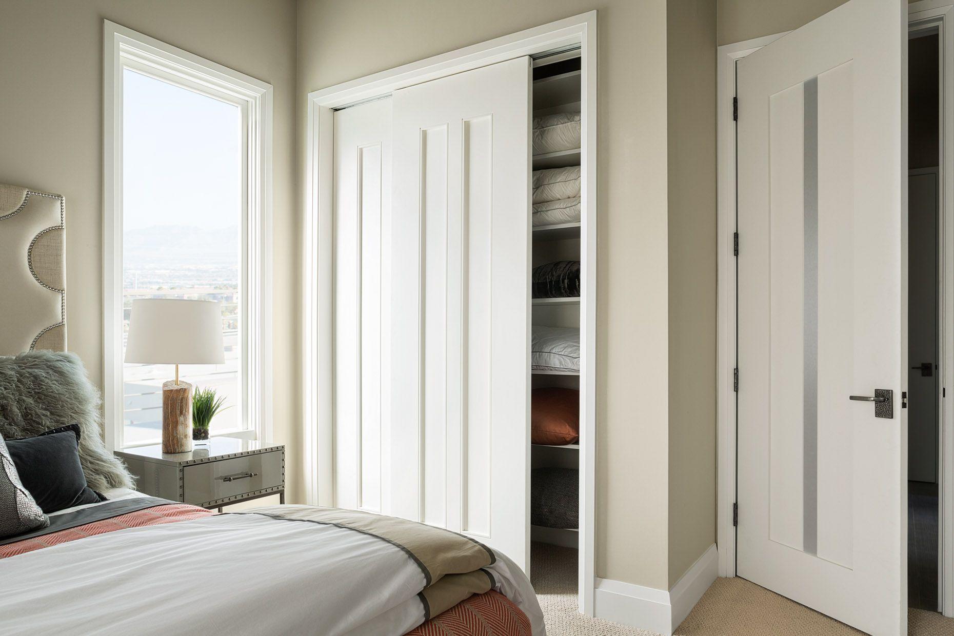 TruStile Modern Door Collection - TM2000 in MDF with Quirk ...