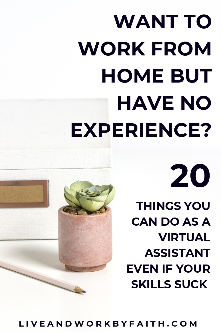 20 Things You Can Do As A General Virtual Assistant Virtual