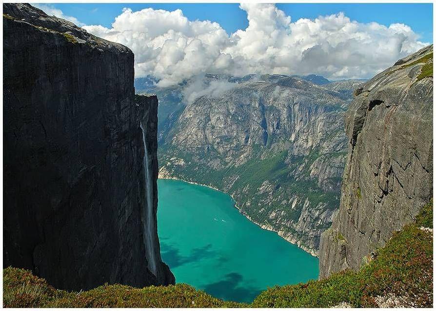 Norvegijos Fiord