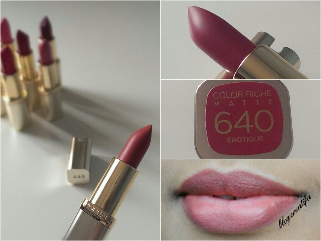 Loreal color caresse by color rich lipstick - Loreal640_wm
