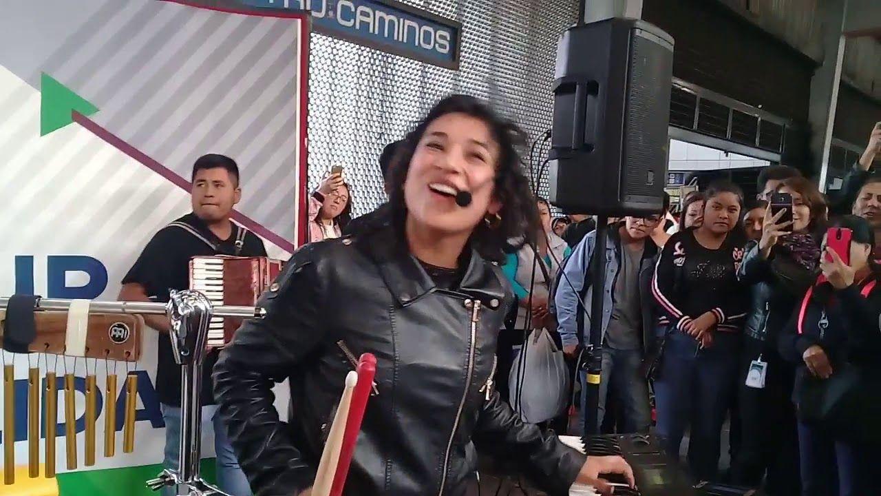 Flor Amargo En Metro Cuatro Caminos Toreo En 2020 Flor Amargo
