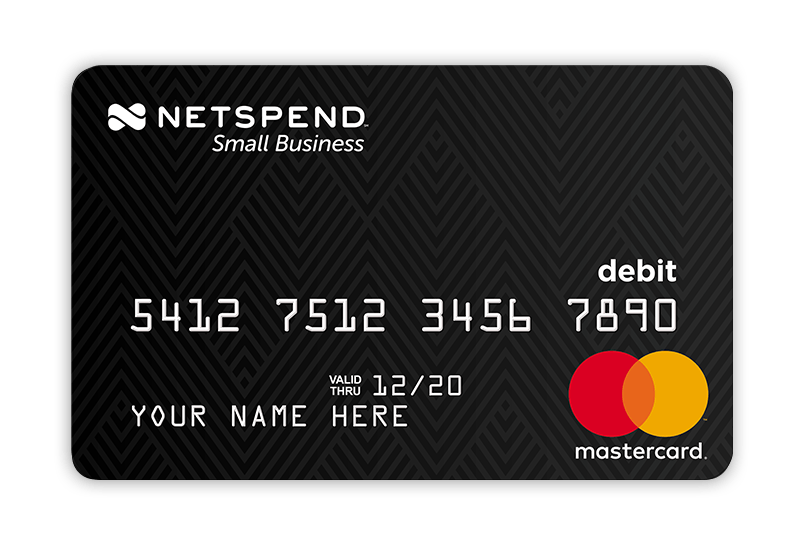 Netspend is a leading provider of prepaid debit cards for