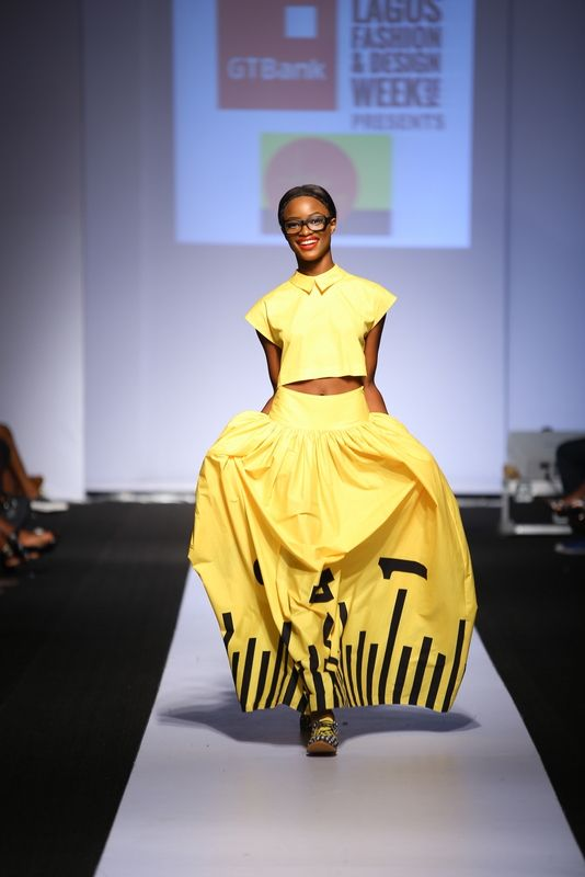 Gtbank Lagos Fashion Design Week Day 4 Ituen Basi Presents Ituen Diffusion Line Fashion Nigerian Fashion Designers African Fashion