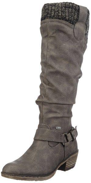 93756-42, Womens Cowboy Boots Rieker