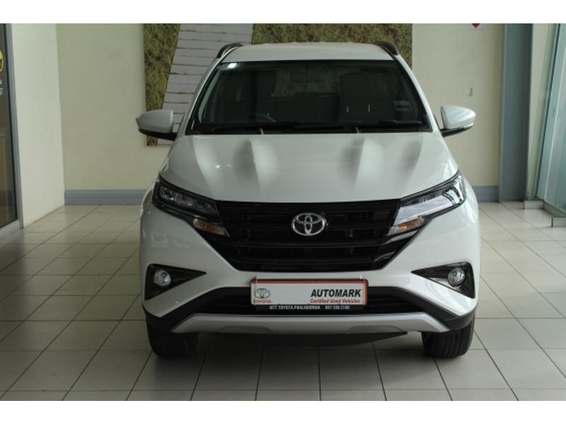 Toyota Rush S 2018 Automatic Transmission Price In Pakistan Cars