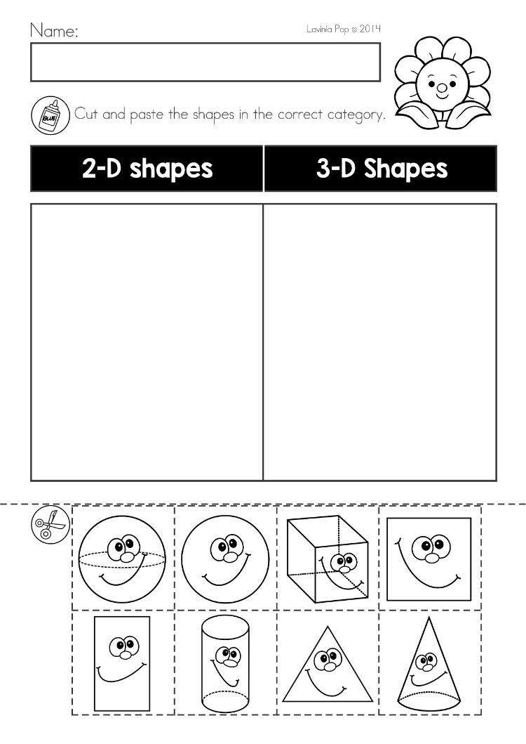 Spring Kindergarten Math And Literacy Worksheets Activities No Prep Sorting 2d An Shapes Worksheet Kindergarten Spring Math Kindergarten Literacy Worksheets [ 1059 x 750 Pixel ]