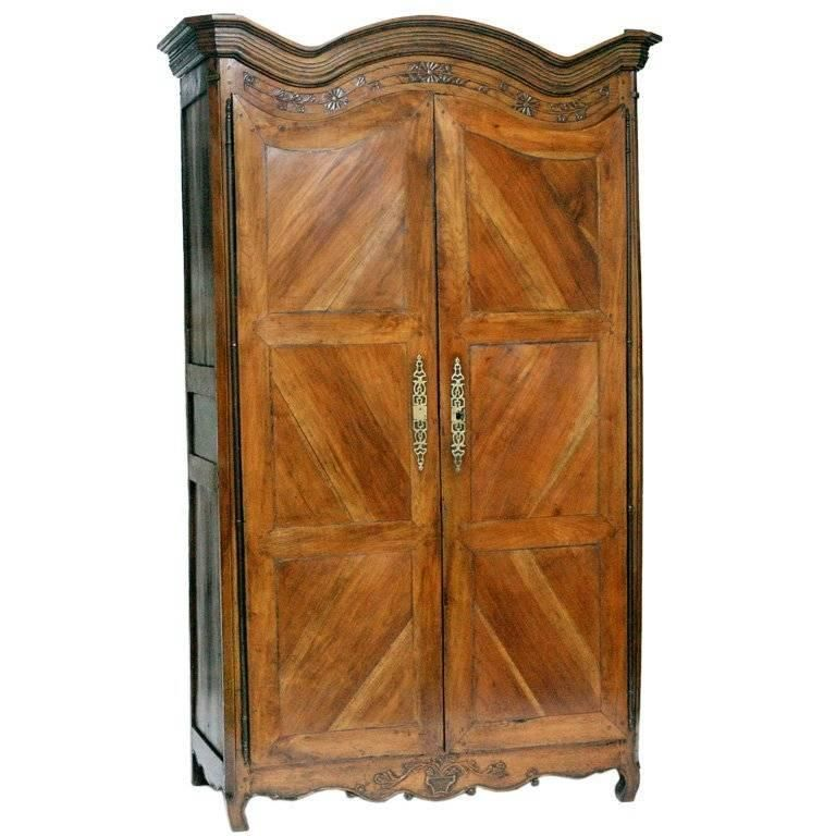 1stdibs Country French Wardrobe Armoire French Country