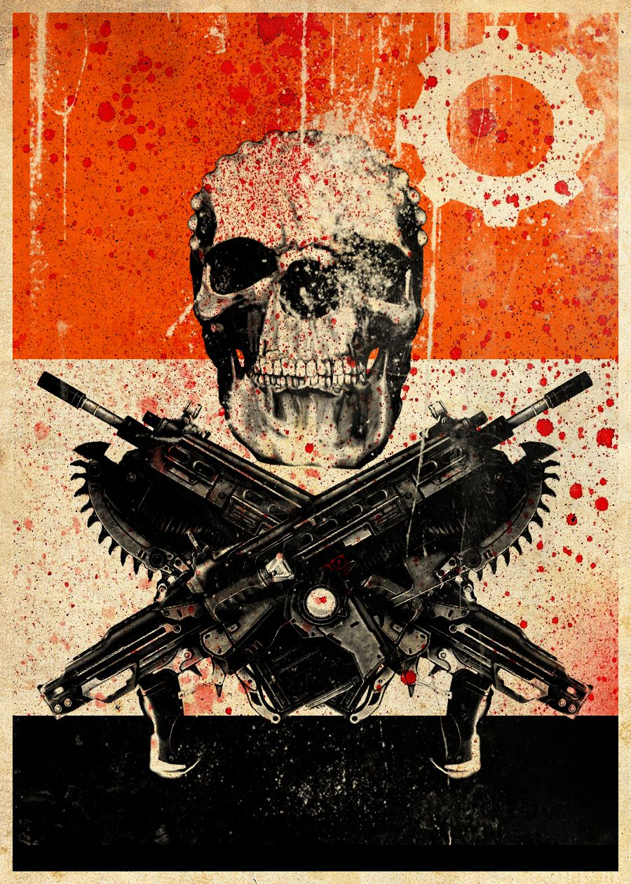 Gears Of War Symbol Gow Gow Pinterest Symbols Gaming And