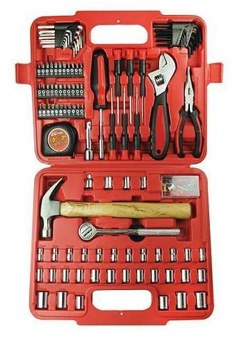 Ultra Steel 110-Piece Home Repair Tool Set. Only $19.97 at ...