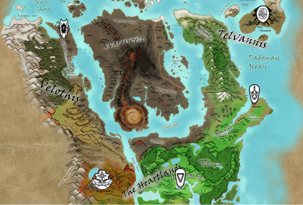 Beyond Skyrim takes us to the Dunmer isles of Morrowind