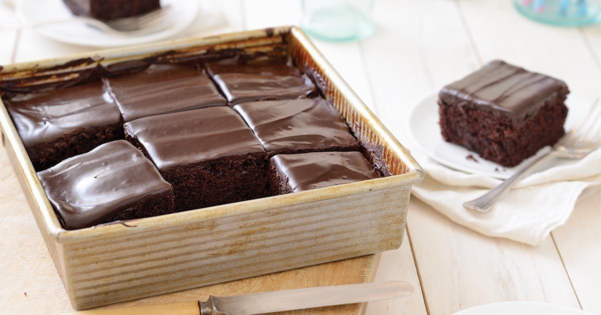 King Arthur S Original Cake Pan Cake Recipe With Images King