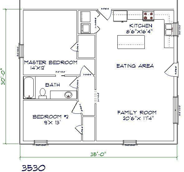 Best Metal Barndominium Floor Plans for Your Inspiration ...