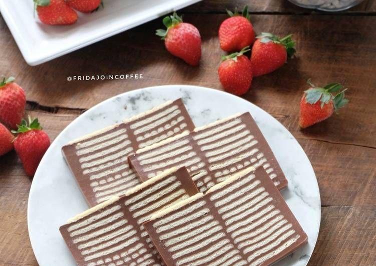 Resep Puding Biskuit Oleh Fridajoincoffee Resep Puding Resep Resep Makanan Penutup