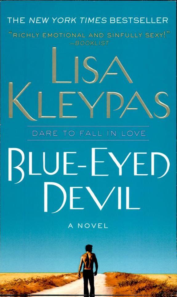 Blue Eyed Devil Lisa Kleypas