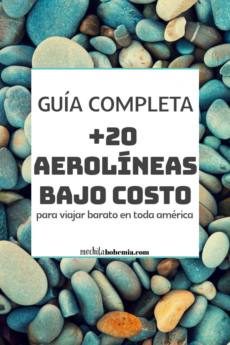 Aerolíneas Low Cost De America La Guía Completa Aerolineas Boletos Baratos Trucos De Viaje