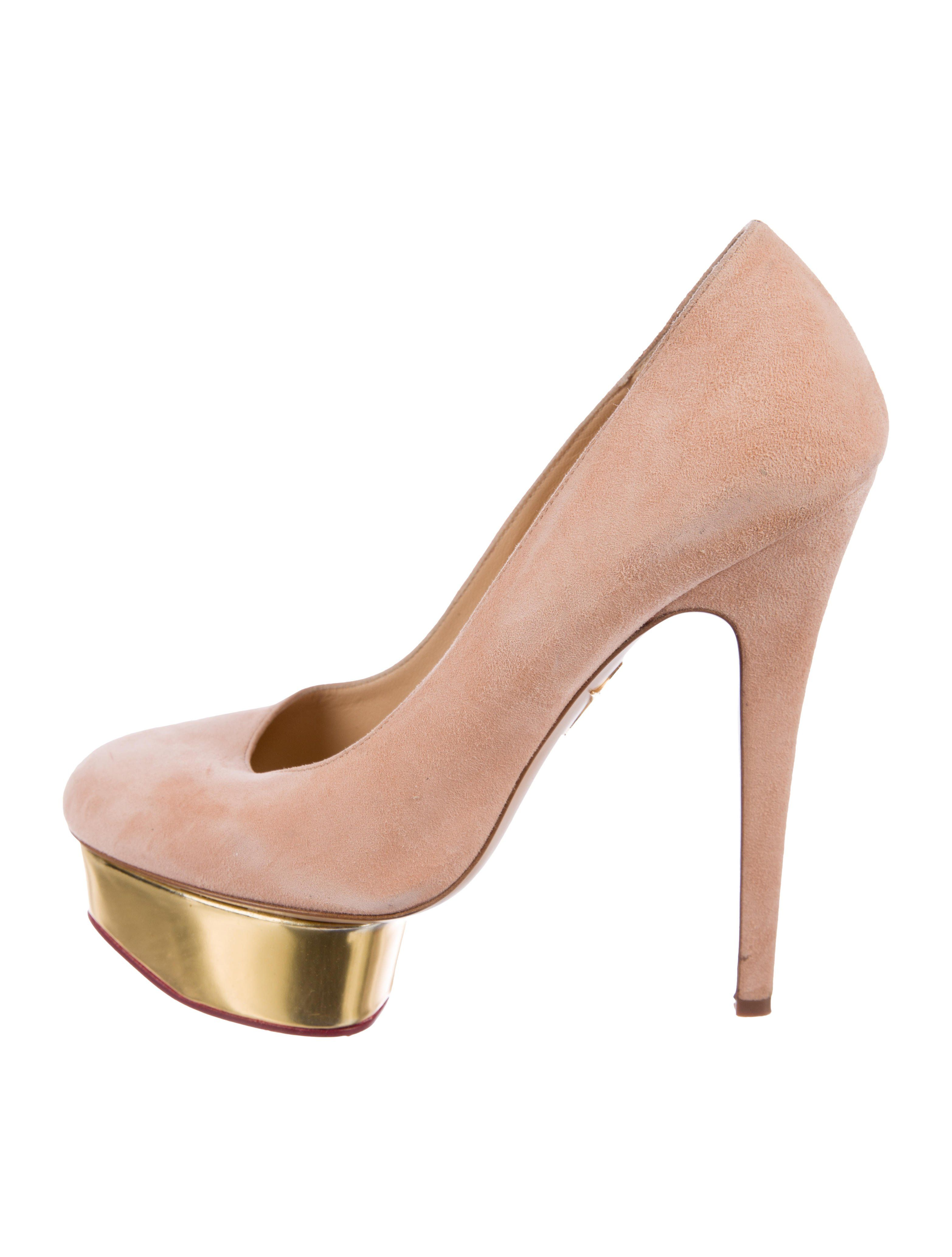cbc158b3755 Dolly Heels by Charlotte Olympia