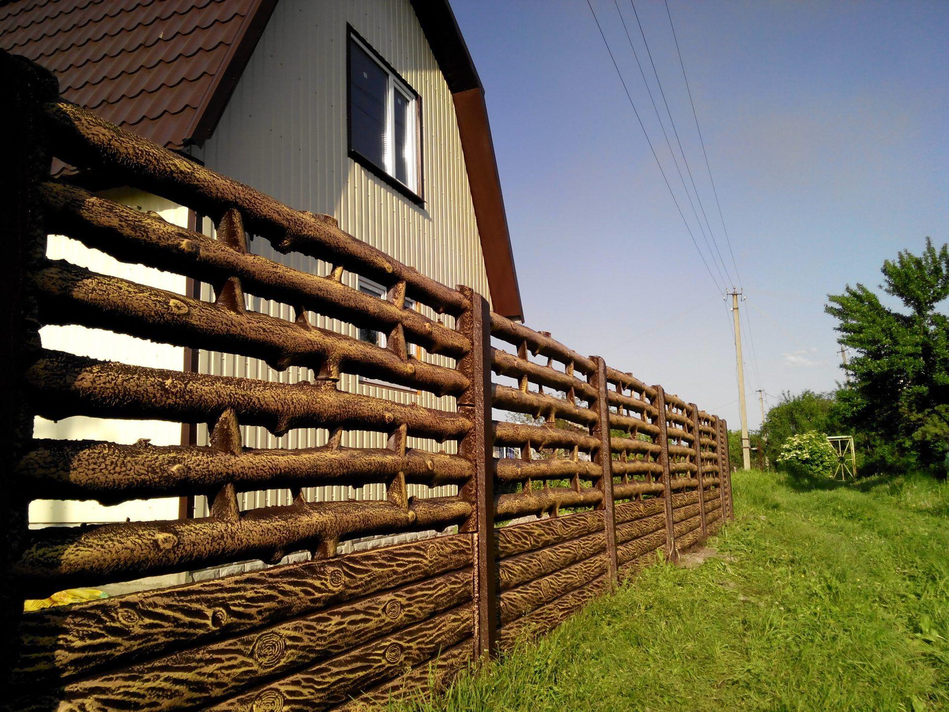 виды деревянных заборов для частных домов фото сериалы любили