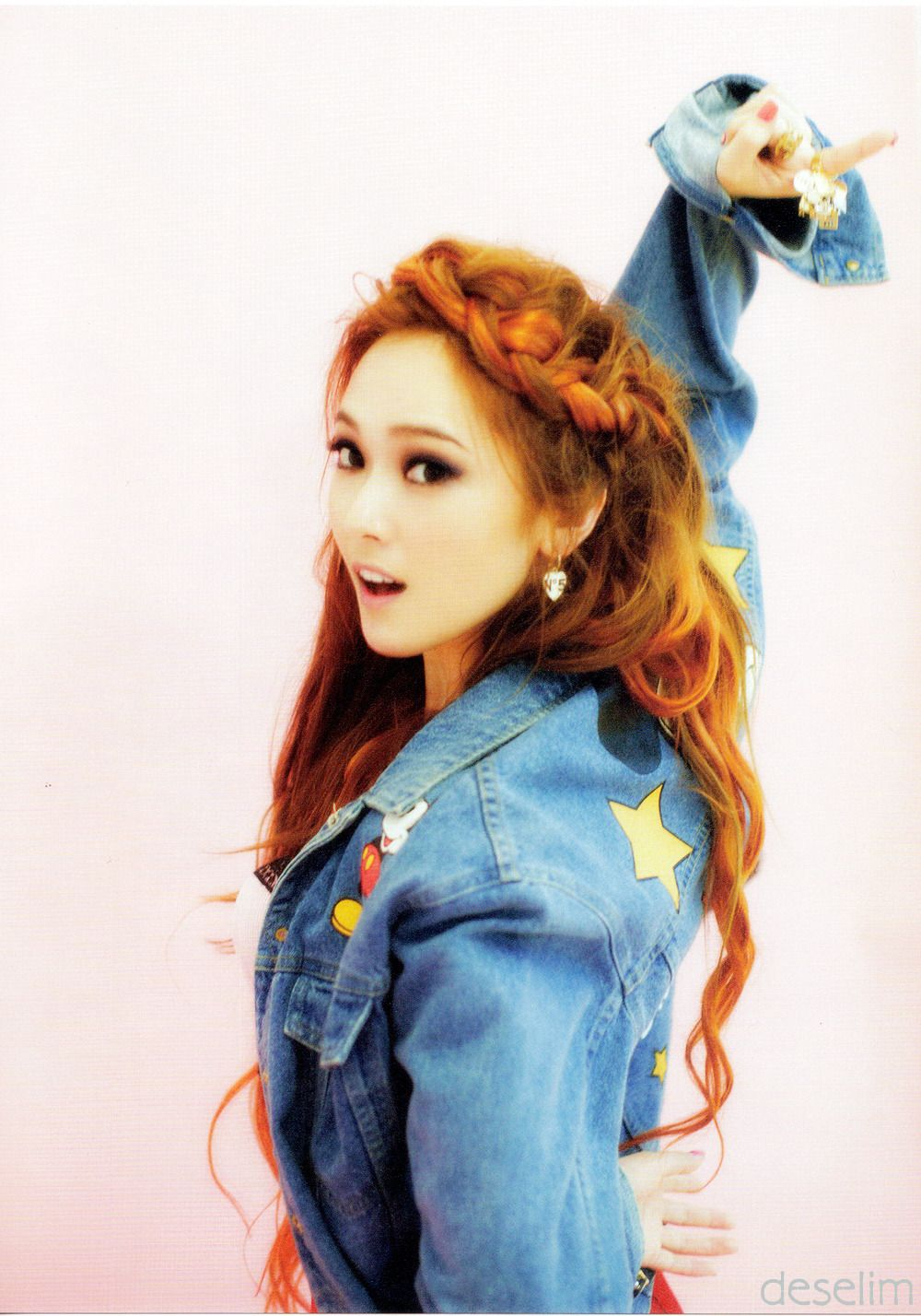 Hairstyle Snsd ideas a la jessica pictures