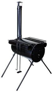 a portable military c&ing hiking hunting ice fishing cook wood stove tent heater  sc 1 st  Pinterest & a portable military camping hiking hunting ice fishing cook wood ...
