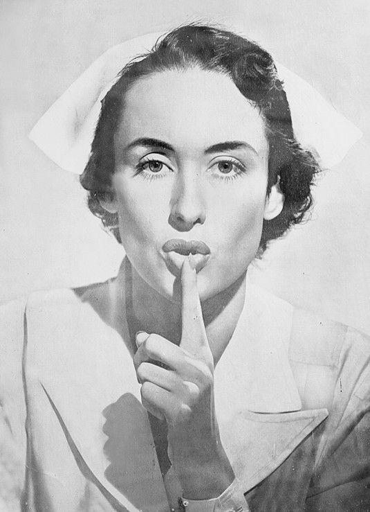 Nurse Silence Placa Enfermagem Silencio Posters Imagens