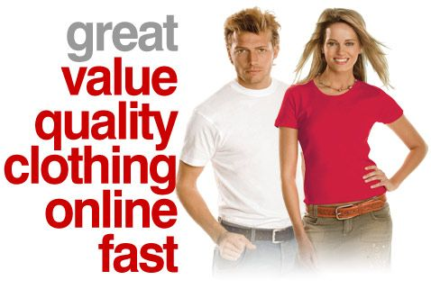 Wholesale clothing from Qtag.com - possible site for tshirts to ...