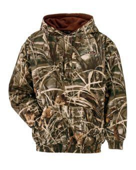a6b726812e7dc Drake Waterfowl® Waterproof Camo Hoodie Pullover for Men | Bass Pro Shops