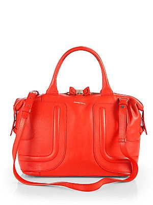 See By Chloe Kay Medium Satchel Ronitstylist