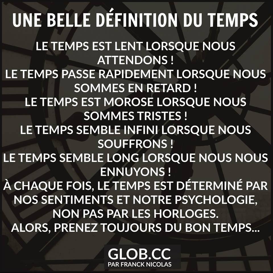 Prenez Toujours Du Bon Temps Citation Humour