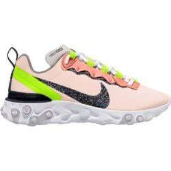 Photo of Nike Sportswear React Element 55 Premium Damen Sneaker mehrfarbig Nike