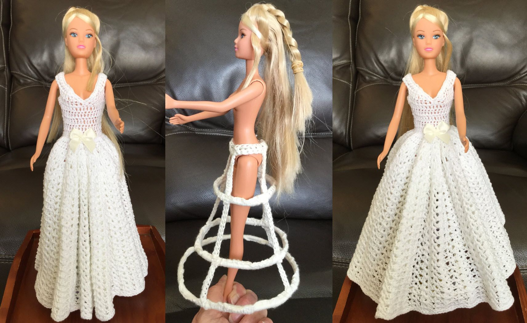 Epingle Sur Ropa Barbie