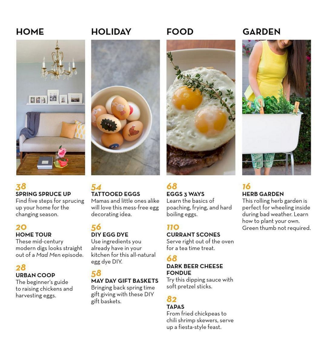 Indesign Magazine Layout Food: Coosno: The Smart Coffee Table Redefined