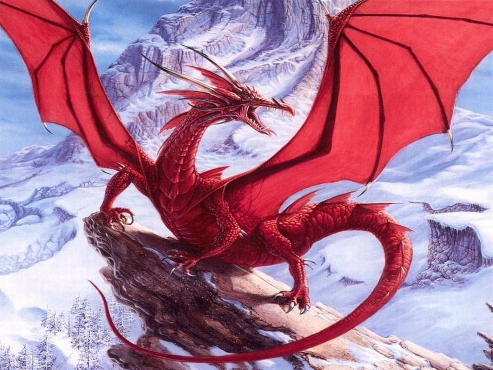 Occhietti Mobili ~ Portachiavi piccolo drago rosso e giallo con occhietti mobili di