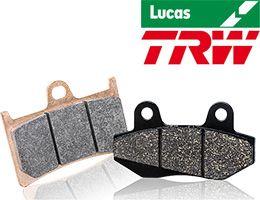 In der Motorrad-Bremsen-Technik hat sich Lucas weltweit einen großen Namen gemacht. Heute verfeinert TRW die Bremsen-Technologie und baut die Programme stetig weiter aus.
