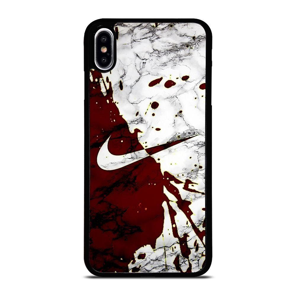 UNIQUE NIKE MARBLE LOGO IPhone XS Max Case