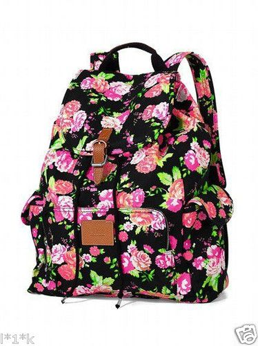Herschel Floral Backpack | CLOTHING | Pinterest | Floral backpack ...
