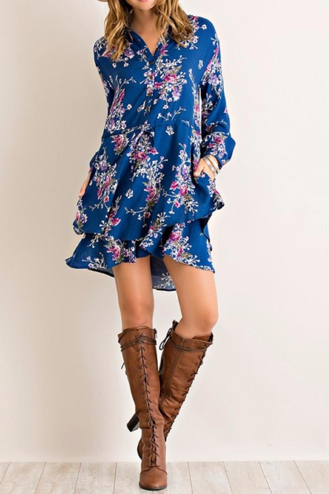 Entro the amelia dress products clothing and dresses